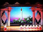 NR00092/Theater of the Juche Tower in the East Pyongyang Grand Theatre, april 2000