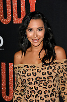 "LOS ANGELES, USA. September 20, 2019: Naya Rivera at the premiere of ""Judy"" at the Samuel Goldwyn Theatre.<br /> Picture: Paul Smith/Featureflash"