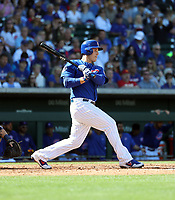 Anthony Rizzo - Chicago Cubs 2019 spring training (Bill Mitchell)