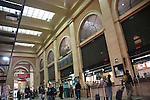 La Stazione ferroviaria di Porta Nuova a Torino...The Porta Nuova railway station in Turin...Ph. Marco Saroldi/Pho-to.it