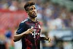 Bayern Munich Forward Kingsley Coman warming up during the International Champions Cup match between Chelsea FC and FC Bayern Munich at National Stadium on July 25, 2017 in Singapore. Photo by Weixiang Lim / Power Sport Images