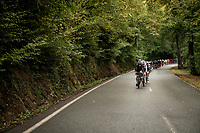rolling through the ardennes<br /> <br /> 84th La Flèche Wallonne 2020 (1.UWT)<br /> 1 day race from Herve to Mur de Huy (202km/BEL)<br /> <br /> ©kramon