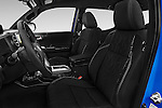 Front seat view of 2016 Toyota Tacoma TRD Sport 4 Door Pickup Front Seat car photos