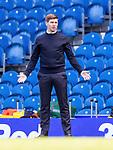 22.08.2020 Rangers v Kilmarnock: Steven Gerrard
