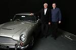 George Lazenby & Aston Martin DB5_gallery