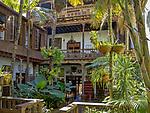 Spanien, Kanarische Inseln, Teneriffa, La Orotava: Casa de los Balcones | Spain, Canary Islands, Tenerife, La Orotava: Casa de los Balcones