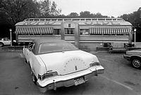 - New Jersey (USA), a fast food restaurant on a state road<br /> <br /> - New Jersey (USA), interno di un ristorante fast-food su una strada statale
