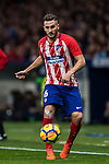 Jorge Resurreccion Merodio, Koke, of Atletico de Madrid in action 2during the La Liga 2017-18 match between Atletico de Madrid and Real Madrid at Wanda Metropolitano  on November 18 2017 in Madrid, Spain. Photo by Diego Gonzalez / Power Sport Images