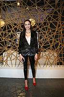 NOVA YORK,USA, 13.02.2019 - MODA-NOVA YORK - influenciadora Vanessa Moraes durante desfile da grife Rosa Cha no New York Fashion Week (NYFW) em Nova York nesta quarta-feira, 13.(Foto: Vanessa Carvalho/Brazil Photo Press)
