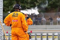 Marshalls, 24 Hours of Le Mans , Free Practice 1, Circuit des 24 Heures, Le Mans, Pays da Loire, France