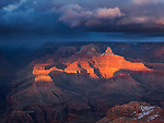 Winter Storm, South Rim of Grand Canyon