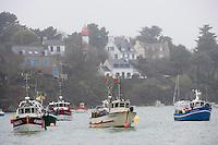 Europe/France/Bretagne/29/Finistère/Doëlan: le port