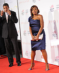 Herb Wilson & Star Jones at The 2009 AFI Fest Screening of Precious held at The Grauman's Chinese Theatre in Hollywood, California on November 01,2009                                                                   Copyright 2009 DVS / RockinExposures