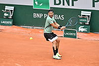 28th September 2020, Roland Garros, Paris, France; French Open tennis, 28th September 2020, Roland Garros, Paris, France; French Open tennis, Roland Garros 2020; Fabio Fognini - Italy