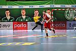 01Carsten Lichtlein beim Spiel in der Handball Bundesliga, TSV GWD Minden - HSG Nordhorn-Lingen.<br /> <br /> Foto © PIX-Sportfotos *** Foto ist honorarpflichtig! *** Auf Anfrage in hoeherer Qualitaet/Aufloesung. Belegexemplar erbeten. Veroeffentlichung ausschliesslich fuer journalistisch-publizistische Zwecke. For editorial use only.