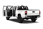 Car images close up view of a 2020 Toyota Tacoma SR5 4 Door Pick Up doors