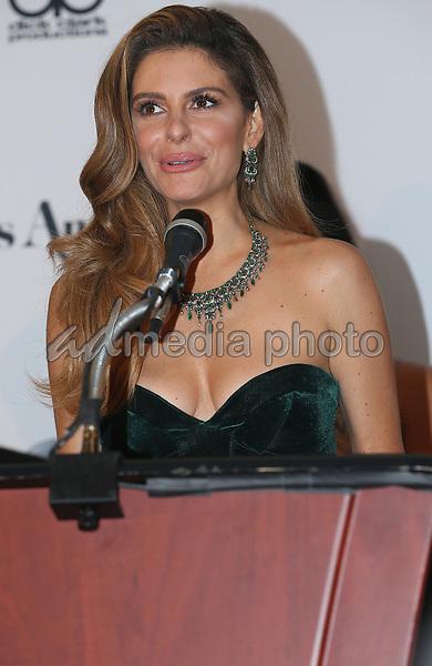 10 September 2017 - Atlantic City, NJ-  Maria Menounos. 2018 Miss America Pageant Winner Press Conference at Boardwalk Hall.  Photo Credit: MJT/AdMedia