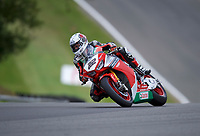 Jason O'Halloran (22) of Honda Racing during practice in the MCE BRITISH SUPERBIKE Championships 2017 at Brands Hatch, Longfield, England on 13 October 2017. Photo by Alan  Stanford / PRiME Media Images.