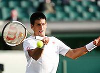 26-6-07,England, Wimbldon, Tennis,  Djokovic