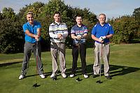 Parkinsons - Tom Leonard, Tom Wilson, Joe Wilson and Roger Wilson