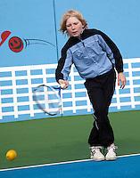 31-03-10, Amersfoort, tenniskids, Voeten