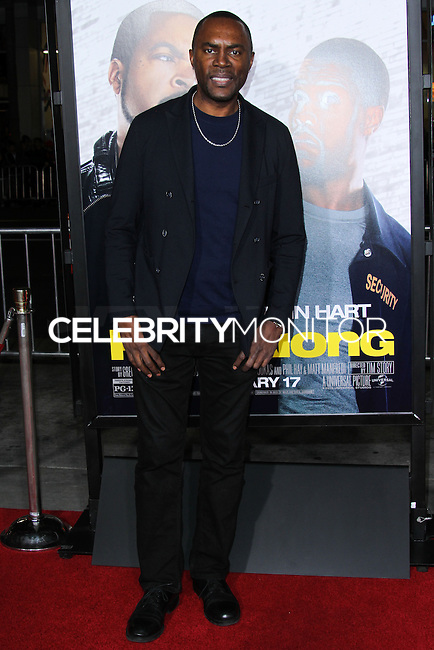 """HOLLYWOOD, CA - JANUARY 13: Richard Brooks at the Los Angeles Premiere Of Universal Pictures' """"Ride Along"""" held at the TCL Chinese Theatre on January 13, 2014 in Hollywood, California. (Photo by David Acosta/Celebrity Monitor)"""