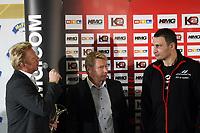 Weltmeister Vitali Klitschko wird die Nominierung fuer den Laureus von Boris Becker und Mikka Hakkinen mitgeteilt<br /> Vitali Klitschko vs. Juan Carlos Gomez, Hanns-Martin Schleyer Halle *** Local Caption *** Foto ist honorarpflichtig! zzgl. gesetzl. MwSt. Auf Anfrage in hoeherer Qualitaet/Aufloesung. Belegexemplar an: Marc Schueler, Am Ziegelfalltor 4, 64625 Bensheim, Tel. +49 (0) 151 11 65 49 88, www.gameday-mediaservices.de. Email: marc.schueler@gameday-mediaservices.de, Bankverbindung: Volksbank Bergstrasse, Kto.: 151297, BLZ: 50960101