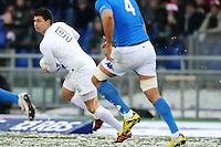 "Ben Youngs England.Roma 11/20/2012 Stadio ""Olimpico"".Rugby 6 Nations Tournament - Torneo delle 6 Nazioni 2012.Italia Vs Inghilterra - Italy Vs England .Foto Insidefoto Andrea Staccioli"