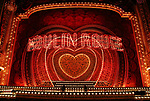 """Derek McLane scenic design for """"Moulin Rouge!"""" The Broadway Musical at the Al Hirschfeld Theatre on July 9, 2019 in New York City."""