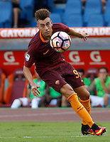 Calcio, Serie A: Roma vs Udinese. Roma, stadio Olimpico, 20 agosto 2016.<br /> Roma's Stephan El Shaarawy in action during the Italian Serie A football match between Roma and Udinese at Rome's Olympic Stadium, 20 August 2016. Roma won 4-0.<br /> UPDATE IMAGES PRESS/Riccardo De Luca