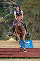 NZL-Bridgette Armstrong rides The Talented Mr Ripley. The CCN 95-S. 2021 NZL-Troy Wheeler Contracting Springbush Horse Trial. Hunua, Auckland. Sunday 7 February. Copyright Photo: Libby Law Photography