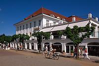 Deutschland. Casino in Travemünde