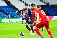 13th April 2021; Parc de Princes, Paris, France; UEFA Champions League football, quarter-final; Paris Saint Germain versus Bayern Munich;  Neymar Jr (PSG)