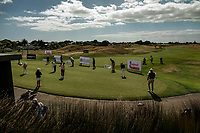 Day one of the Renaissance Brewing NZ Stroke Play Championship at Paraparaumu Beach Golf Club in Paraparaumu, New Zealand on Thursday, 18 March 2021. Photo: Dave Lintott / lintottphoto.co.nz