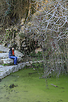 Einot Neria on Mount Meron