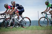 Heinrich Haussler (AUS/IAM) in the pack<br /> <br /> 2014 Tour de France<br /> stage 15: Tallard - Nîmes (222km)