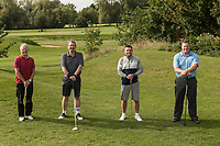 Team Architects LE1 Ltd: from left, Phil Watson, Paul Roberts, Jake Hampson and Tom Roberts