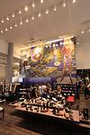 Israel, Tel Aviv-Yafo, a fashion store at the renovated Tel Aviv port