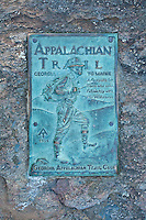 Springer Mountain, Southern Terminus of the Appalachian Trail