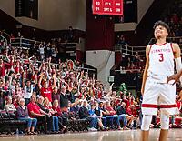 Stanford Basketball M v University of Colorado, March 1, 2020