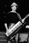 Devo 1980 Bob Casale<br /> © Chris Walter