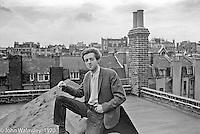 Cornelius Cardew, composer  1970