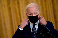Biden Remarks on Sanctions Against Russia