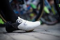 shoe condom/cover<br /> <br /> 71st Nokere Koerse