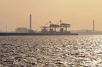 - chemical industrial area of Porto Torres (Sardinia), power plant and port facilities<br /> <br /> - area industriale chimica di Porto Torres (Sardegna), centrale elettrica ed attrezzature portuali