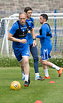 St Johnstone Training….29.06.19   McDiarmid Park, Perth<br />Steven Anderson<br />Picture by Graeme Hart.<br />Copyright Perthshire Picture Agency<br />Tel: 01738 623350  Mobile: 07990 594431