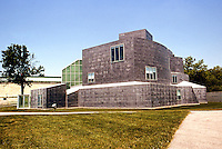 Frank Gehry: Center for the Visual Arts, Toledo. (From Southeast.) (Photo '97)