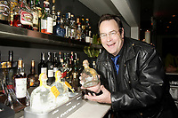 Montreal CANADA -  Dan Aykroid showcase his tequila, March 2007