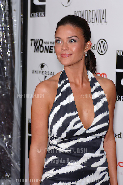 Actress SUSAN WARD at the world premiere, in Beverly Hills, of Two For The Money..September 26, 2005  Beverly Hills, CA..© 2005 Paul Smith / Featureflash