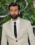 """David Tennant at the """"Good Omens"""" UK TV premiere, Odeon Luxe Leicester Square, Leicester Square, London, England, UK, on Tuesday 28th May 2019.<br /> CAP/CAN<br /> ©CAN/Capital Pictures /MediaPunch ***NORTH AND SOUTH AMERICAS ONLY***"""